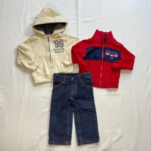 Nautica Sailing Mixed Lot Of 3 Pieces Clothing